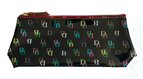 Dooney & Bourke Leather Cosmetic Case - Dooney & Bourke Cosmetic Bag Cosmetic Pouch Makeup Case