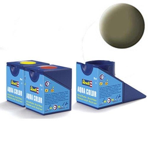 Revell Acrylics - 18ml - Aqua Light Oliv - Light Olive Matt Shopping Results