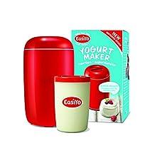 Easiyo Homemade Yogurt Maker - Red