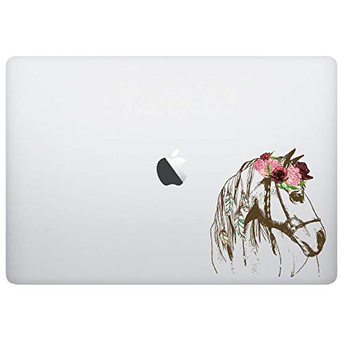 Laptop Notebook Sticker Decal - Boho Chic Horse - Skins Stickers