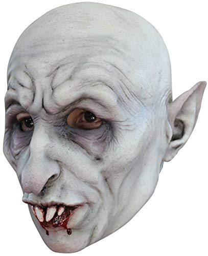 Nosferatu Bloody Vampire Monster Scary Latex Adult Halloween
