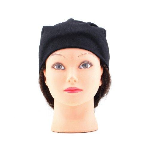 Oversize Plain Baggy Beanie Winter Unisex Beret Slouchy Hat Cap Solid Color