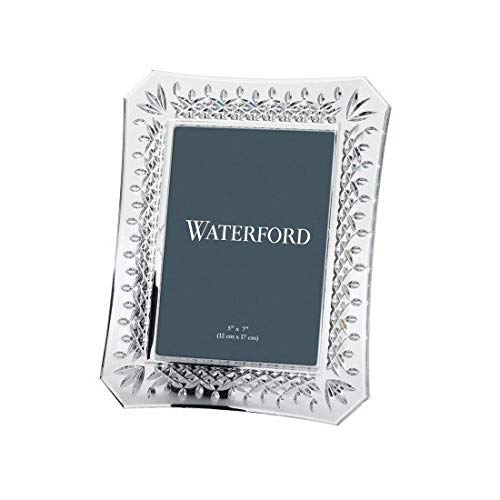 Waterford Lismore 5 x 7 Photo - Frame Photo Crystal