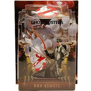 Mattel Ghostbusters Exclusive 6 Inch Action Figure Marshmallow Mess Ray Stantz (Ghostbuster Accessories)