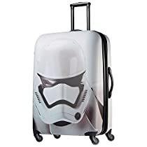 American Tourister Star Wars 21 Inch Hard Side Spinner, Episode 7 Storm Trooper