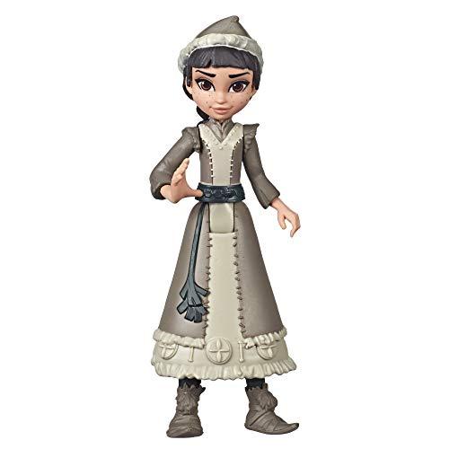 Disney Frozen Honeymaren Small Doll Wearing White Dress, Inspired by The Frozen 2 Movie
