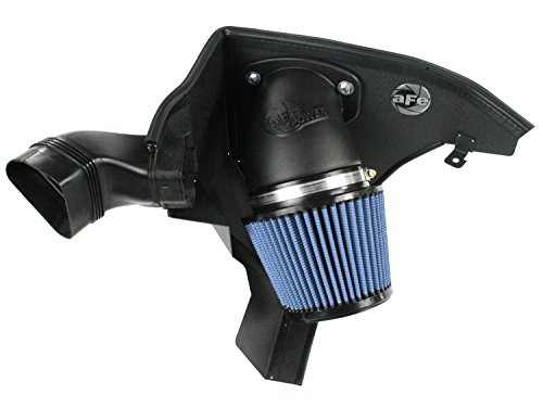 aFe Power Magnum FORCE 54-20442 BMW 3-Series (E46) Performance Intake System (Oiled, 5-Layer (Afe Bmw Intake System)