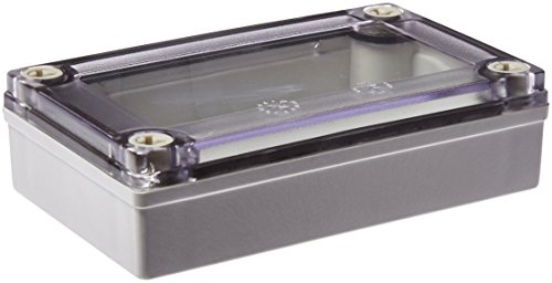 BUD Industries PIP-11760-C IP67/Nema 4X PIP Series Enclosures ()