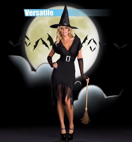 Hocus Pocus Costume - Large - Dress Size 10-14 (Hocus Pocus Costume Shop)