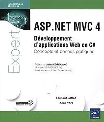ASP.NET MVC 4 - Développement d'applications Web en C# - Concepts et bonnes pratiques