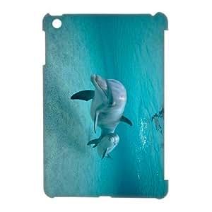 VNCASE Dolphin Phone Case For iPad Mini [Pattern-1]