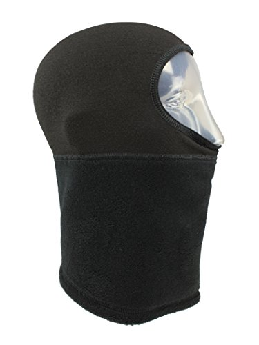 Seirus Innovation 2215 Unisex Adult Thick N Thin Polartec Headliner Balaclava for Head Neck and Face Protection