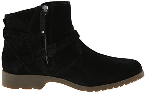 Teva Black Ankle Suede Boot Delavina Women's Fr1rqP8cY