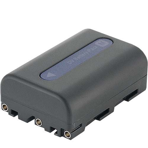 Sony DSLR-A100 Digital Camera Battery Lithium-Ion (1600 mAh) - Replacement for Sony NP-FM55H Battery