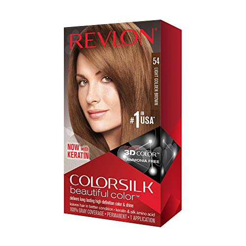 🥇 Revlon Colorsilk Beautiful Color