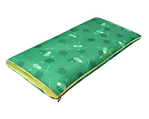 KingCamp JUNIOR 200 Cozy Lightweight Sleeping Bag (Girls Sleeping Bags Personalized)