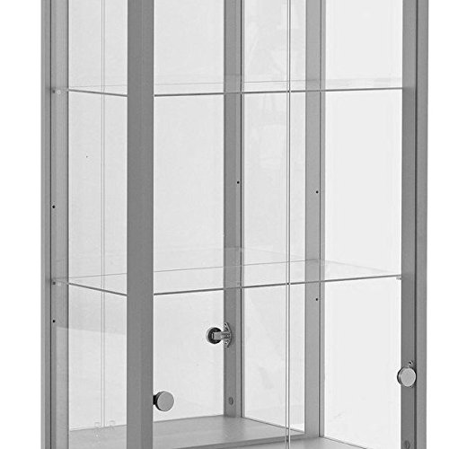 glazer Glass Shelf ONLY Home Double Display Cabinet DisplayCabinetsUK