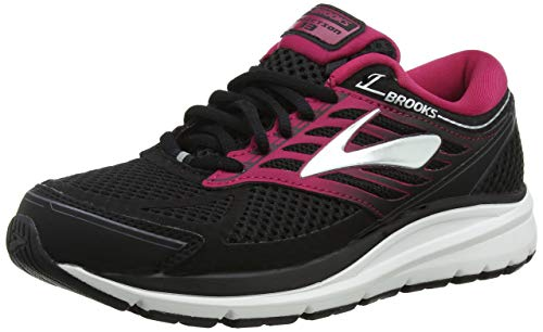 Brooks Addiction Black 13 Pink Grey Womens nRYqHRW8