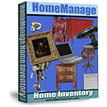 Home Inventory Software for Windows - HomeManage
