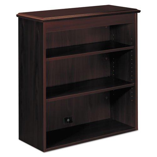 (HON 94210NN 94000 Series Bookcase Hutch, 35-3/4w x 14-5/16d x 37h, Mahogany)
