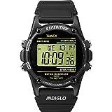 Timex Men's Expedition Atlantis   Chronograph Alarm Timer   Digital Watch T5K463