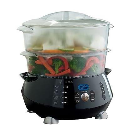 Delicieux Food Network 7 Quart Food Steamer