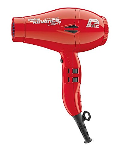 Parlux Advance Light Ionic and Ceramic Hair Dryer – Red Review