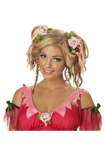 [California Costumes Fairy Clips Accessory (Pink)-Standard] (Costume Conventions California)