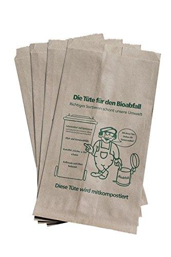 PGV - Bolsas biodegradables para residuos orgánicos (200 ...