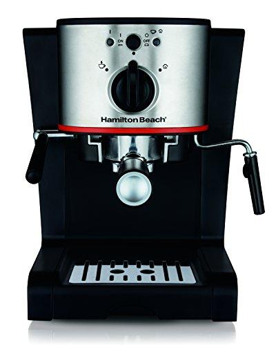 Hamilton Beach 40792 Espresso & Cappuccino Maker, Black by Hamilton Beach (Image #4)'