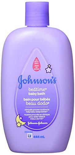 Johnson's Bedtime Bath To Help Babies Sleep, 15 Fl. Oz.