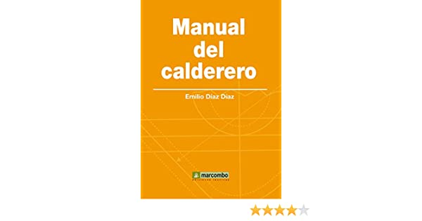 Amazon.com: Manual del calderero (Spanish Edition) eBook: Emilio Díaz Díaz: Kindle Store