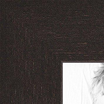 ArtToFrames 20x28 inch Black Coffee Picture Frame, WOM0066-76808-623-20x28