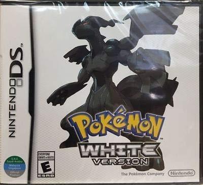 Nintendo DS Pokemon White Version (World Edition) (Pokemon White Best Pokemon)