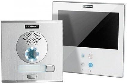 Fermax 5071 Videoportero Smile: Amazon.es: Bricolaje y herramientas