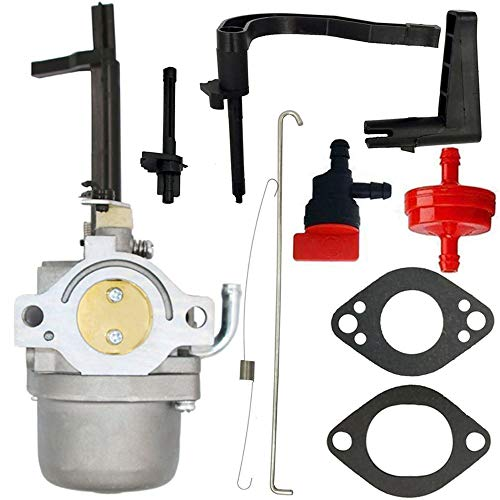 HOOAI 591378 Carburetor for Briggs & Stratton 697978 796321 696132 696133  796322 697351 699958 699966 698455 695918 694952 695919 695330 796323  695920