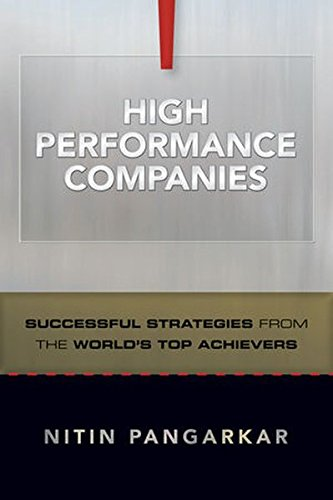 High Performance Companies  Successful Strategies From The Worlds Top Achievers