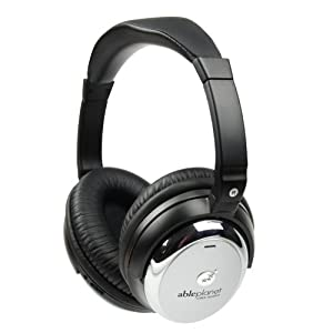 Able Planet Sound Clarity Active Noise Canceling Headphones (Discontinued by Manufacturer)