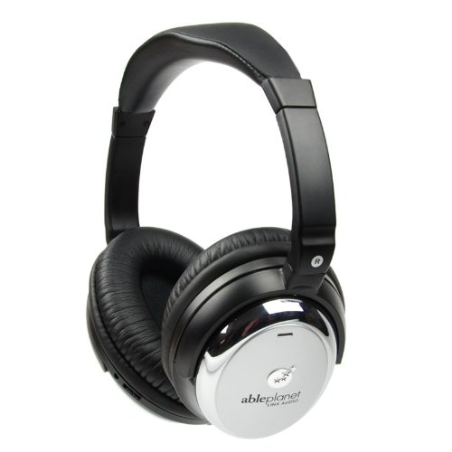 Able Planet Sound Clarity Active Noise Canceling Headphones (Discontinued by (Able Planet Headphones)