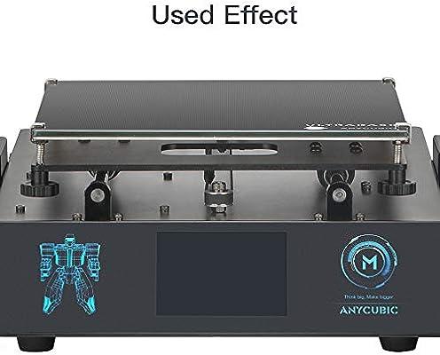 anycubic Ultra Base Impresora 3d 220 * 220 mm Cristal Platform con ...