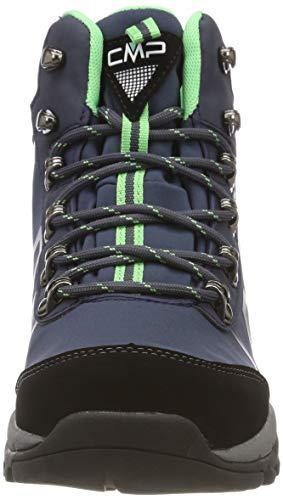 Milliards Gris De Walkers Et Chaussures 64 Cmpsoft L'asphalte Naos Glace Femme menthe À Trekking La qHTgH06