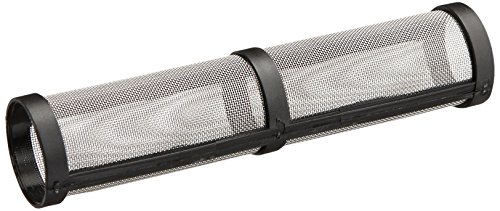 Graco 246384 60 Mesh Easy Out Short Manifold Vertical Filter for Airless Paint Spray Guns, Black