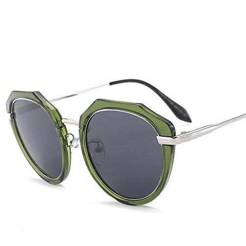 irrégulières hommes et de Lunettes de polarisées soleil Lunettes lunettes femmes Outdoor T135 soleil Qinddoo Design Creative q0vAzwnPwx