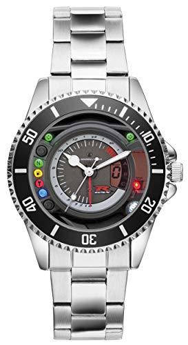 Gift for Suzuki GSX Moto Driver Fans Kiesenberg Watch 10020