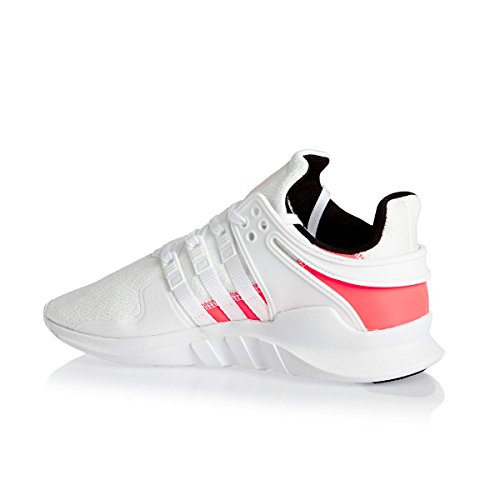 White Originals Adidas Youth Adv Textile Eqt White Support Trainers rrXxR