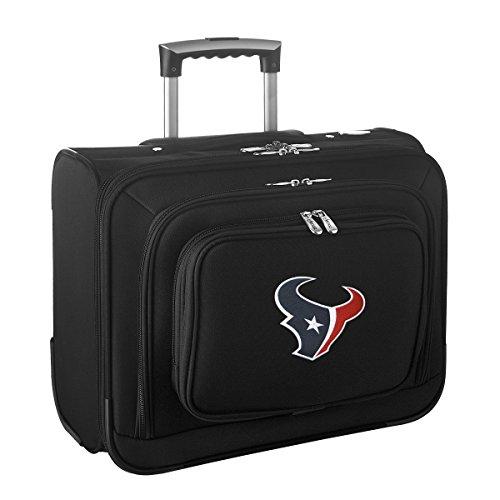 NFL Houston Texans Wheeled Laptop Overnighter