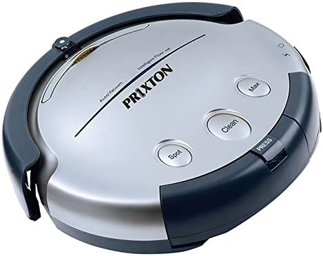 Prixton spire911 – Robotic Vacuum Cleaners (Blue, Grey): Amazon.es: Hogar