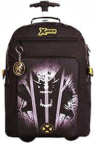 Mala Escolar GL com Rodinhas, X-Men, DMW Bags, X-Men, 11580, Colorida