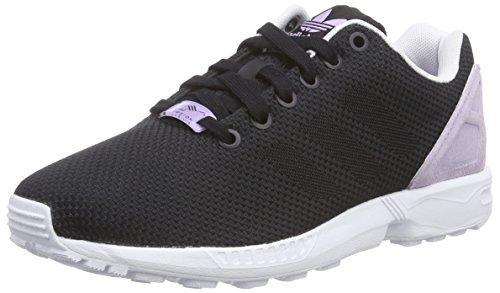Adidas ZX Flux Weave Women Schuhe core black-core black-bliss purple - 38 2/3