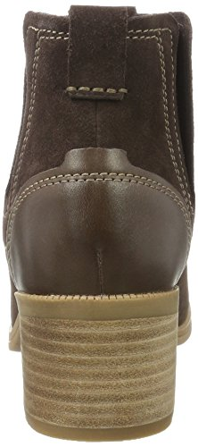 Clarks Maypearl Daisy, Stivali Donna Marrone (Dark Brown)